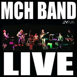 MCH BAND: Live  (dbl CD)