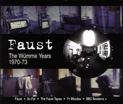 FAUST: The Wumme Years (5 CDs, definitive book