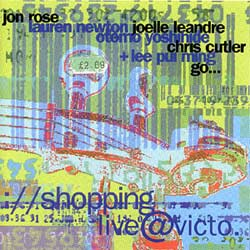 ROSE, JON:  Shopping Live@Victo