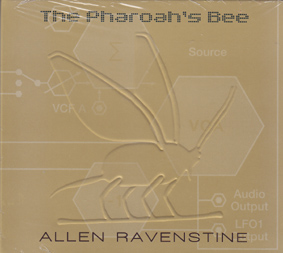 RAVENSTINE, ALLEN: The Pharoah's Bee.