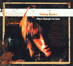 AGREN, JIMMY: Close enough for Jazz