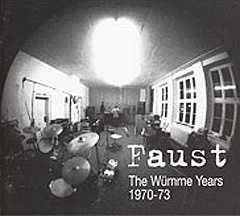 FAUST:  The Wumme Years (Book Only):