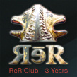 ReR Club - 3 Years