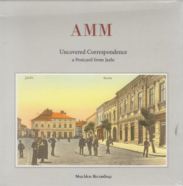 AMM: Uncovered Correspondence - a postcard from Jaslo