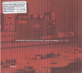 VARIOUS ARTISTS: Anthology Of  Noise And Electronic Music. Vol 2  (dble CD)