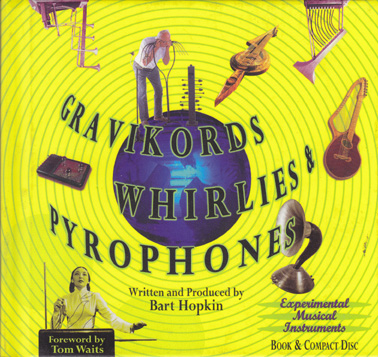 HOPKIN, BART and Various Artists: Gravicords, Whirlies etc (book)
