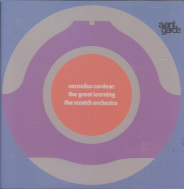 CARDEW, CORNELIUS & THE SCRATCH ORCHESTRA: The Great Learning (1968-70)