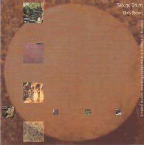 BROWN, CHRIS: Talking Drum