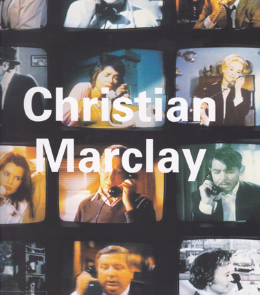 MARCLAY, CHRISTIAN