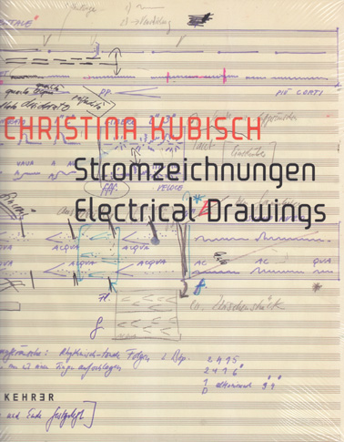 KUBISCH, CHRISTINA: Electrical Drawings