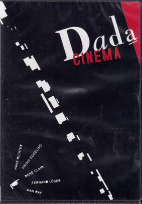 DADA CINEMA: Richter, Ray, Eggeling, Clair, Leger (DVD)