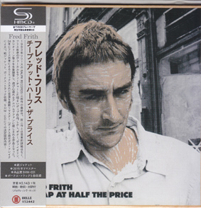 FRITH, FRED: Cheap at Half the Price (Japanese facsimile edition)