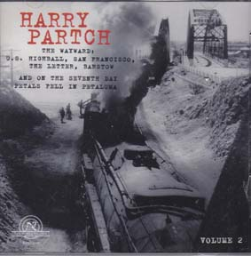 PARTCH, HARRY: Collection Vol 2