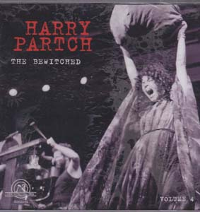 PARTCH, HARRY: Collection Vol 4