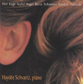VARIOUS ARTISTS: Haydee Schvartz