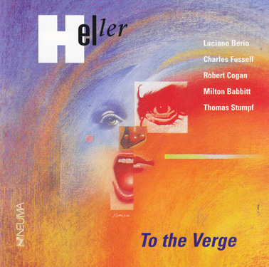 HELLER: To the Verge