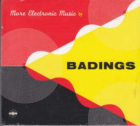 BADINGS, HENK: More Electronic Music by (dbl CD)
