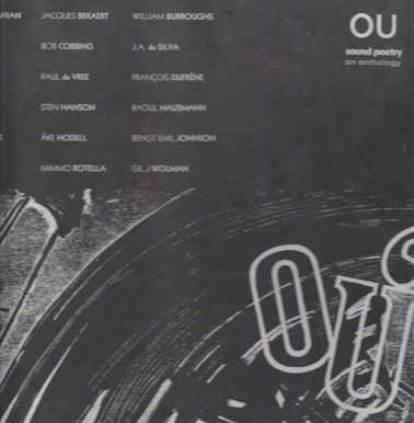 HENRI CHOPIN: O U Revue: Sound Poetry, The Anthology, 6 LPs: 5 Picture Disc and 1 Black Vinyl, in a