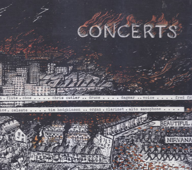 HENRY COW: Concerts (vinyl)