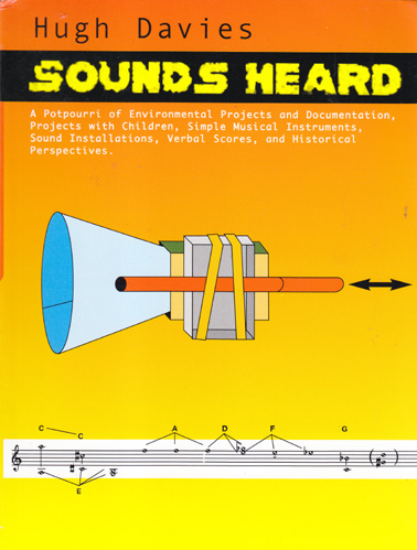 DAVIES, HUGH: Sounds Heard - with Free CD