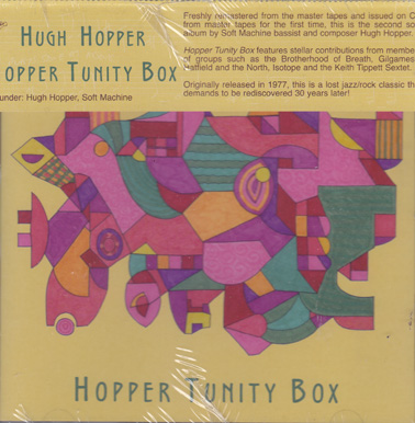 HOPPER, HUGH: Hoppertunity Box