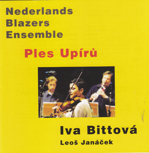 BITTOVA, IVA with NEDERLANDS WIND ENSEMBLE: Dance of the Vampires