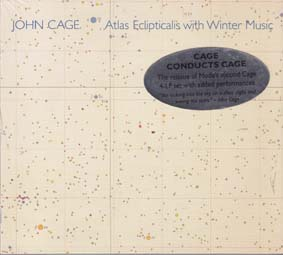 CAGE, JOHN: Atlas Eclipticalis + Winter Music