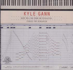 GANN, KYLE: Nude Rolling down an Escalator