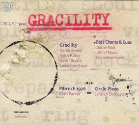BAKER, LAURIE SCOTT: Gracility (dbl CD)
