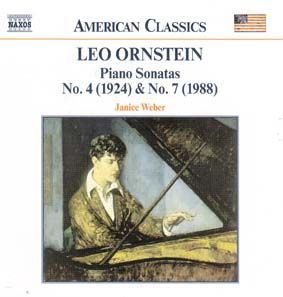 ORNSTEIN, LEO: Piano Music