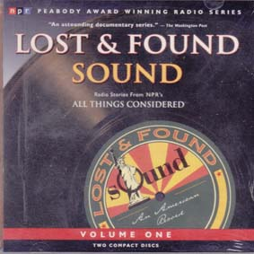LOST AND FOUND SOUND: From 'All things considered' (dbl)