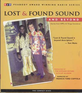 LOST AND FOUND SOUND Vol. 2 (Double CD)