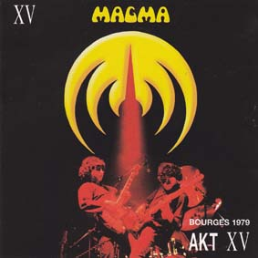 MAGMA: Bourges, 1979 (dbl)