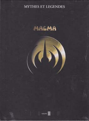 MAGMA DVD: Myths & Legends Vol 3
