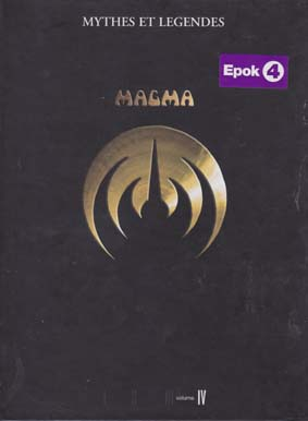 MAGMA: Myths & Legends Vol 4