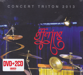 MAGMA:Offering Concert Triton 2013 (2 CDs, 1 DVD)