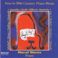 WORMS, MARCEL: Jazz in C20 Piano Music