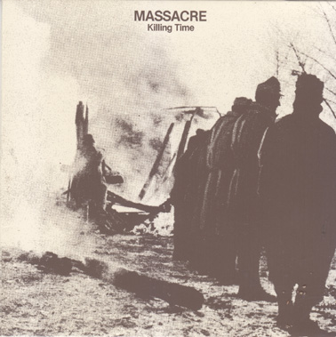 MASSACRE: Killing Time Facsimile Edition
