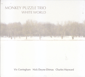 MONKEY PUZZLE TRIO: White World.