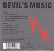 COLLINS, NICK: Devil's Music (dbl CD)