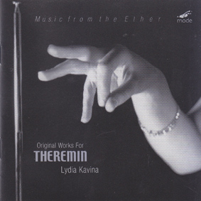KAVINA, LYDIA: Original Works for Theremin