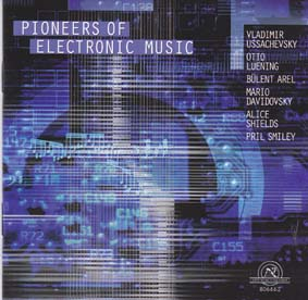 PIONEERS OF ELECTRONIC MUSIC