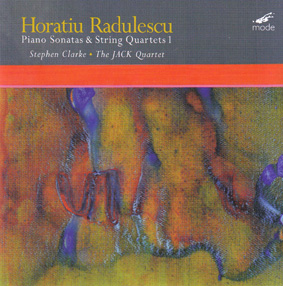 RADELESCU, HORATIU: Piano Sonatas and String Quartets