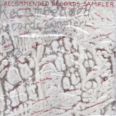 THE RECOMMENDED SAMPLER LIMITED JAPANESE FACSIMILE EDITION