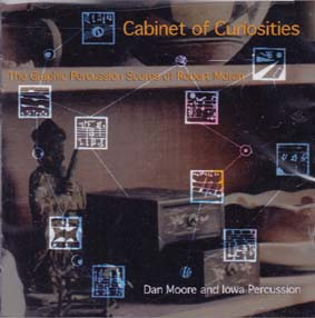 ROBERT MORAN: Cabinet of Curiosities