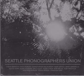 SEATTLE PHONOGRAPHERS UNION: Live field recording improvisation