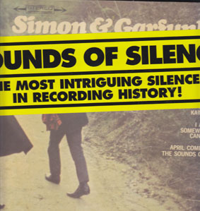 VARIOUS ARTISTS: Sounds of Silence VINYL