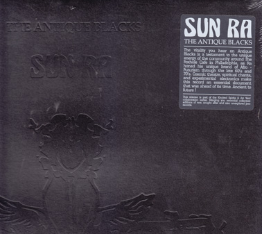 SUN RA: Antique Blacks (Vinyl)