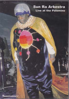 SUN RA: Palomino; duo with Don Cherry; Interview