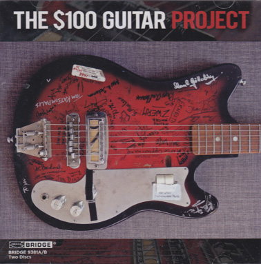 65 GUITARISTS (ONE AT A TIME): The $100 Guitar Project (dbl CD)